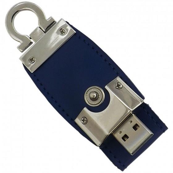 Pen Drive Couro 4GB