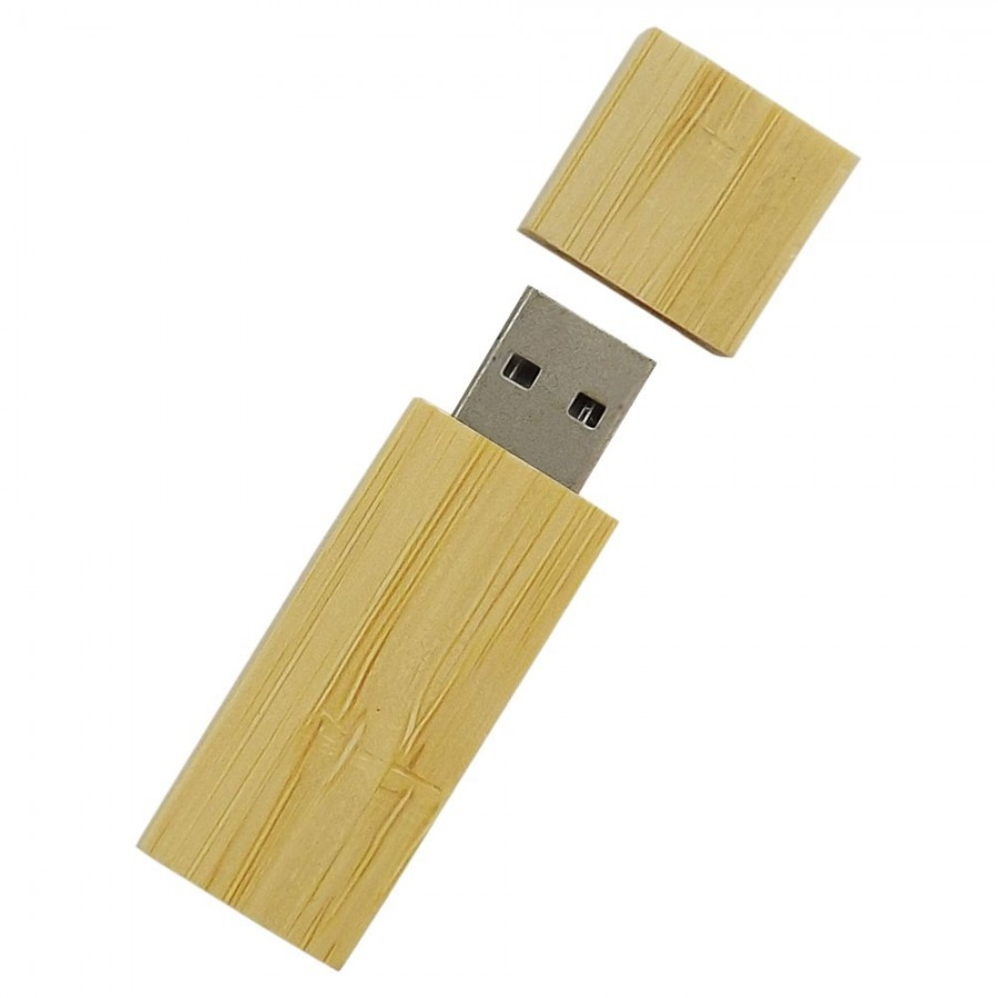 Pen Drive Bambú 4GB