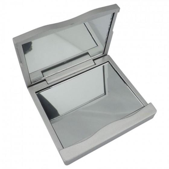 Espelho de bolso Duplo Retro