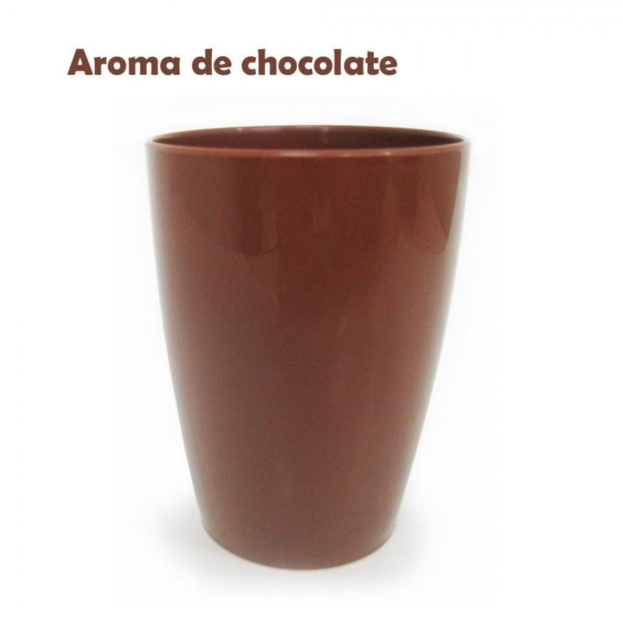 Copo com aroma de Chocolate