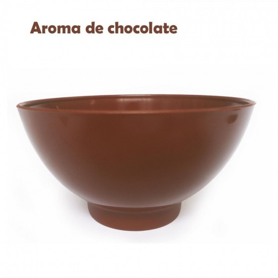 Tijela com aroma de Chocolate