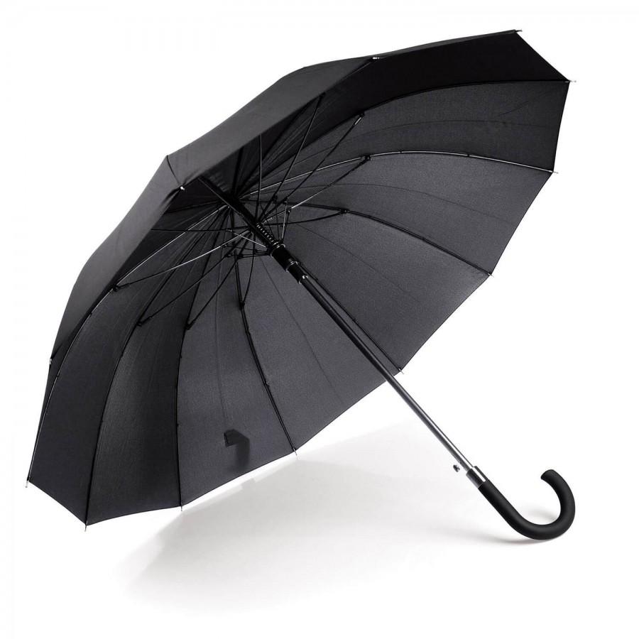Guarda-chuva Reforçado em Seda Sintética