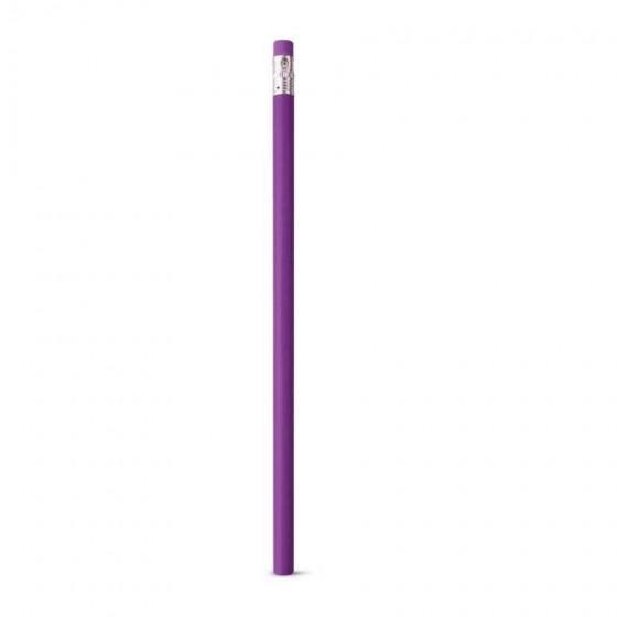 Lápis com borracha. Grau de dureza: HB - 91736-132