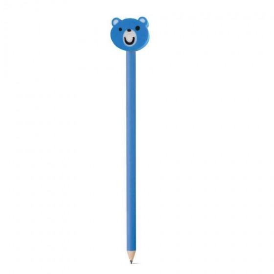 Lápis. Grau de dureza: HB. Com boneco - 91904.28