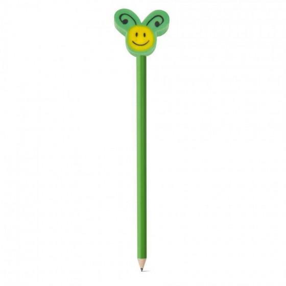 Lápis. Grau de dureza: HB. Com boneco - 91904-119