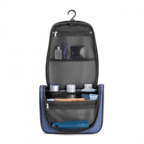 Necessaire em poliéster 600D com vários bolsos interiores - 92148-104