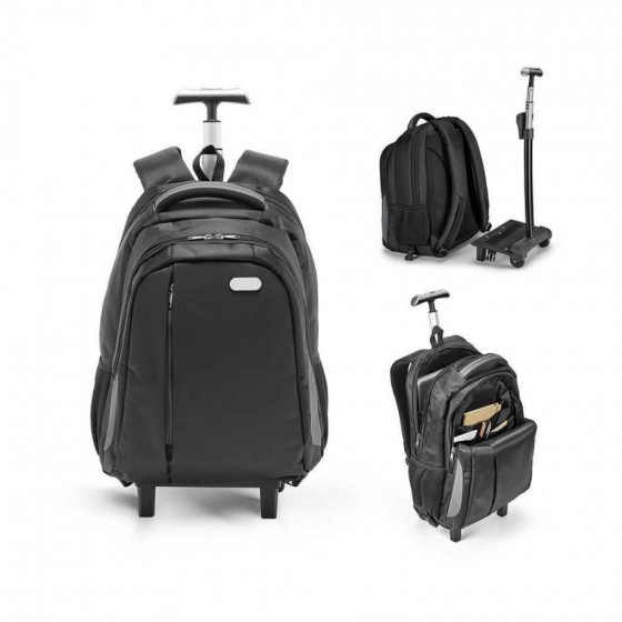 Mochila trolley para notebook. Nylon 999 - 92293.07