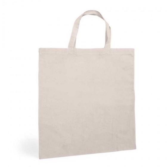 Sacola. 100% algodão. Alças de 30 cm - 92415.60