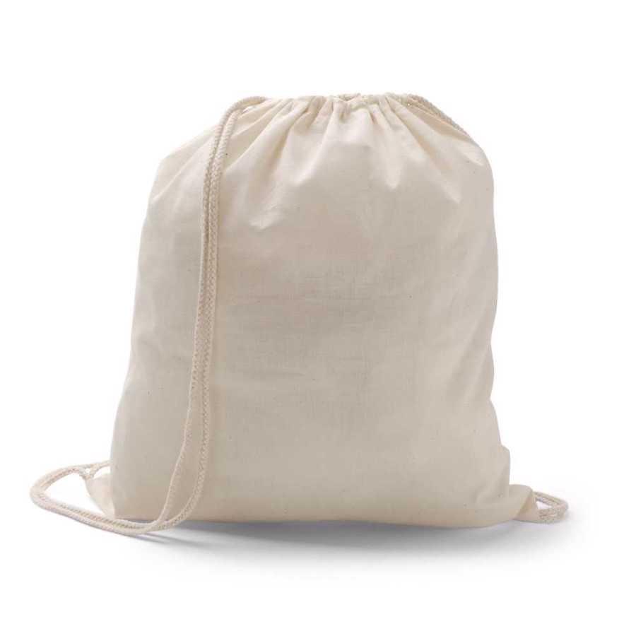 Sacola tipo mochila. 100% algodão - 92456.60