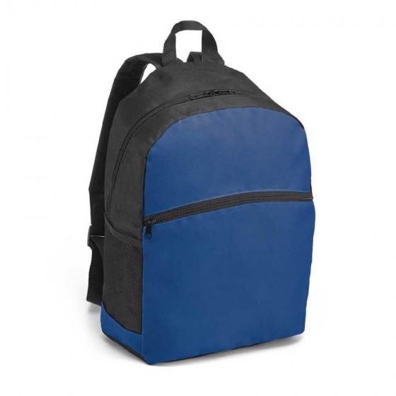 Mochila em nylon 600D com Bolso exterior e bolsos laterais - 92666-114