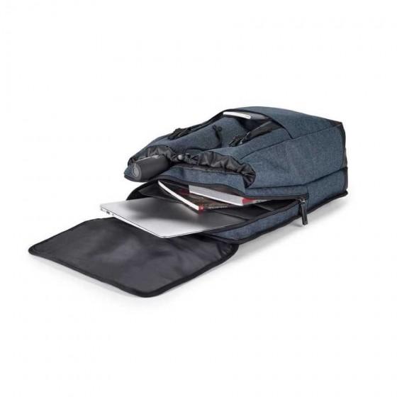 Mochila para notebook em nylon 600D de alta densidade - 92674-104