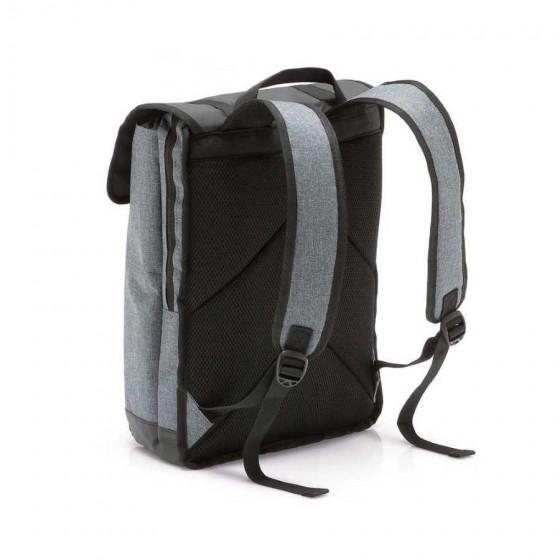 Mochila para notebook em nylon 600D de alta densidade - 92674-123