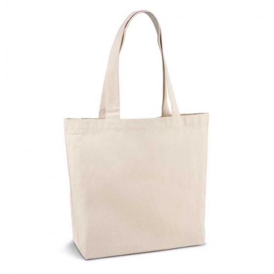 Sacola. 100% algodão canvas: 280 g/m² - 92820.60