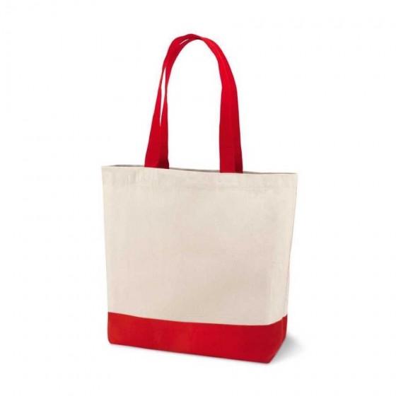 Sacola. 100% algodão canvas: 280 g/m² - 92822.05
