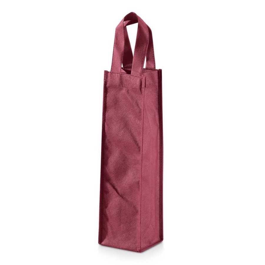 Sacola para 1 garrafa. Non-woven: 80 g/m² - 92844.02