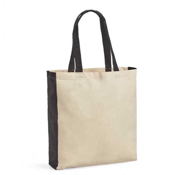 Sacola 100% algodão: 140 g/m². Alças de 65 cm - 92879-103
