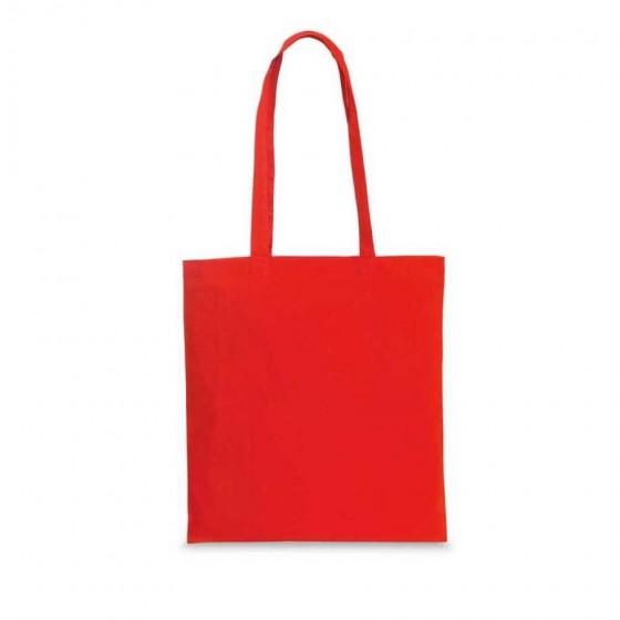 Sacola 100% algodão: 100 g/m². Alças de 75 cm - 92902-105