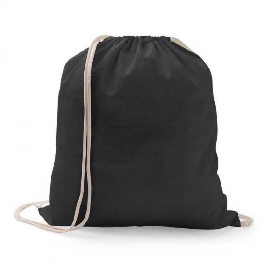 Sacola tipo Mochila 100% algodão: 100 g/m² - 92914-103