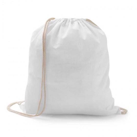 Sacola tipo Mochila 100% algodão: 100 g/m² - 92914-106