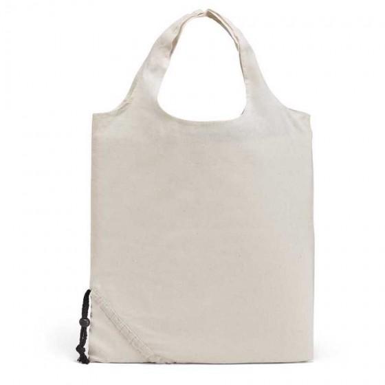 Sacola dobrável. 100% algodão: 100 g/m² - 92922-150