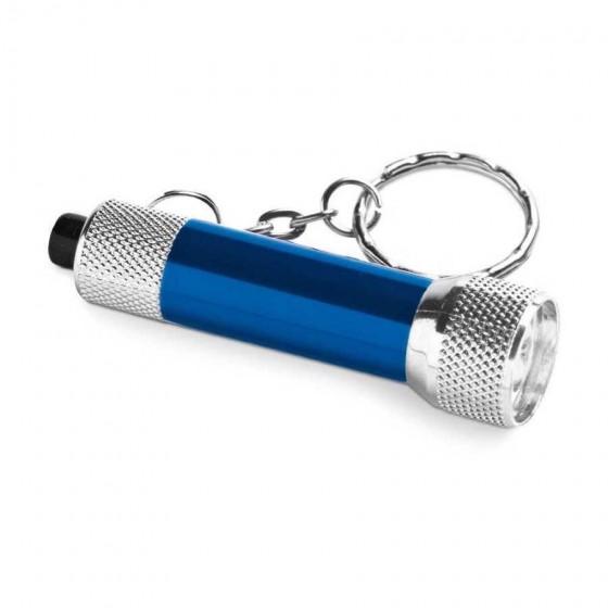 Chaveiro. Alumínio. Com 3 LEDs - 93141.04