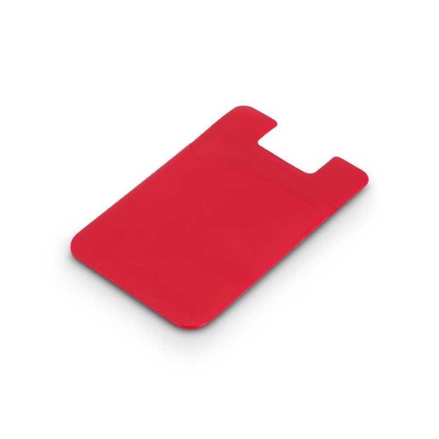 Porta cartões para smartphone. PVC - 93264.05