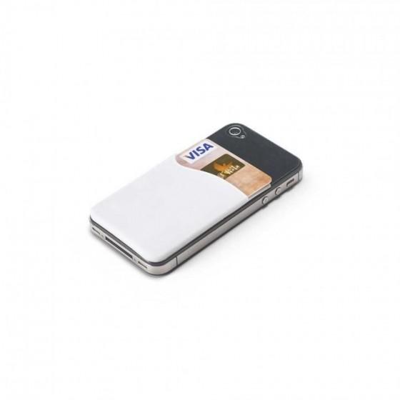 Porta cartões para smartphone. PVC - 93264-106