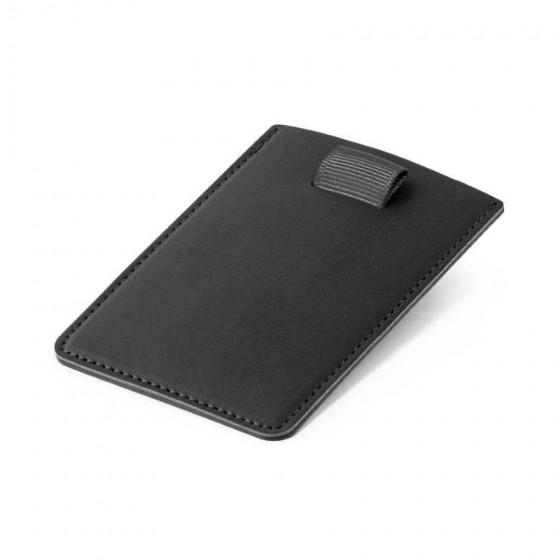 Porta cartões em PU com Tecnologia de bloqueio RFID - 93265-103