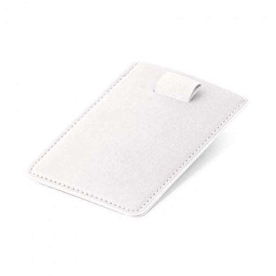 Porta cartões em PU com Tecnologia de bloqueio RFID - 93265-106