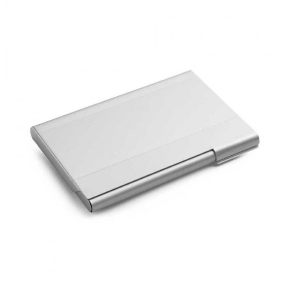 Porta cartões. Alumínio - 93306.44