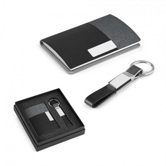 Kit de porta cartões e chaveiro - 93314.07