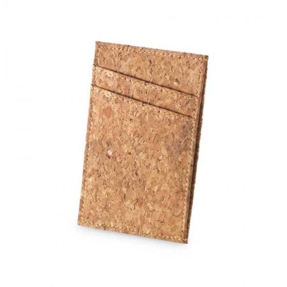 Porta cartões. Cortiça - 93319.60