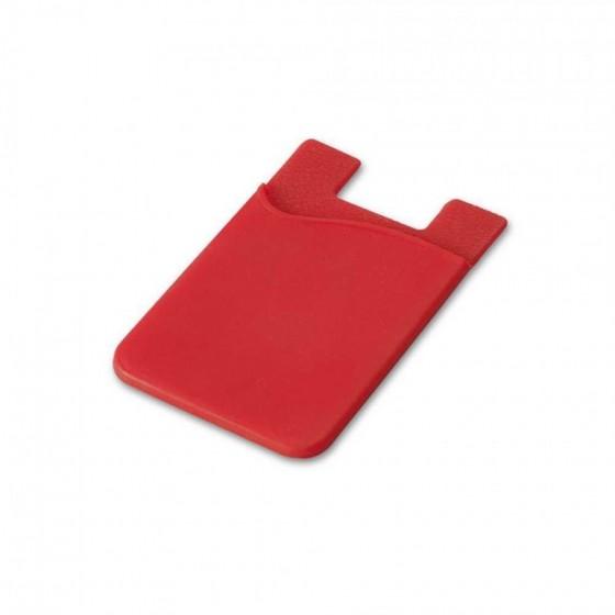 Porta cartões para celular. Silicone com autocola - 93320-105
