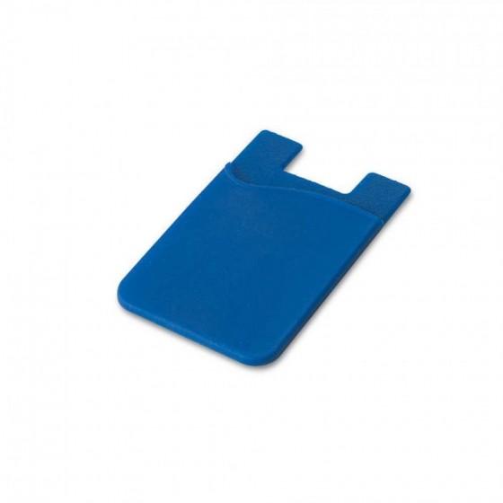 Porta cartões para smartphone. Silicone - 93320-104