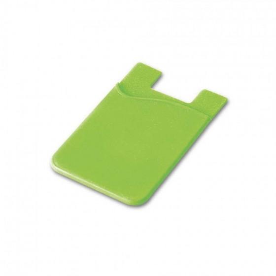 Porta cartões para smartphone. Silicone - 93320-119
