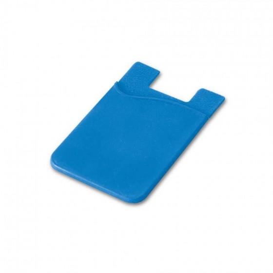 Porta cartões para celular. Silicone com autocola - 93320-124