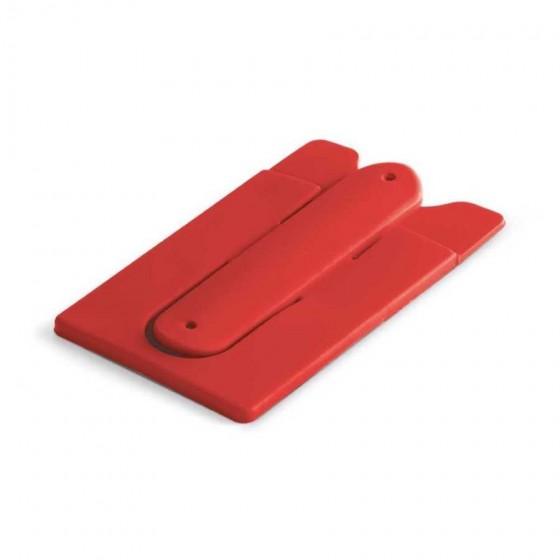 Porta cartões para celular. Silicone com autocola - 93321-105