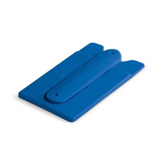 Porta cartões para smartphone. Silicone - 93321.04