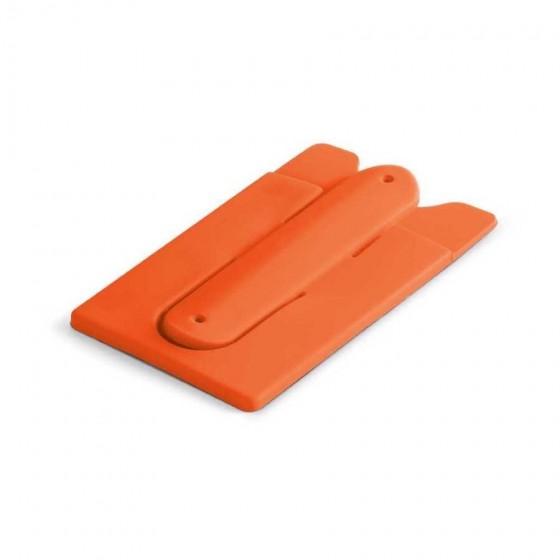 Porta cartões para smartphone. Silicone - 93321-128