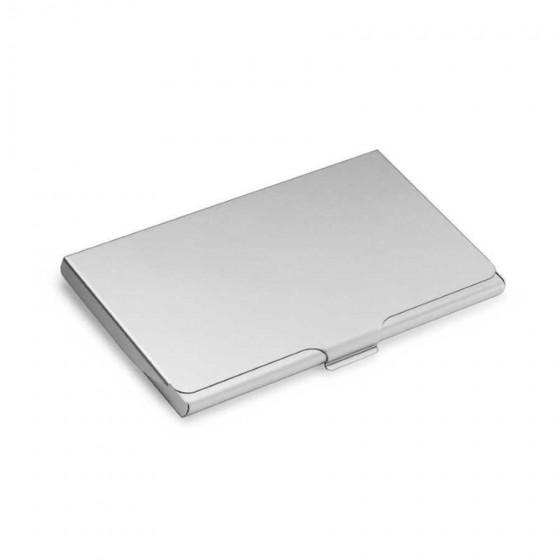 Porta cartões. Alumínio - 93322.44