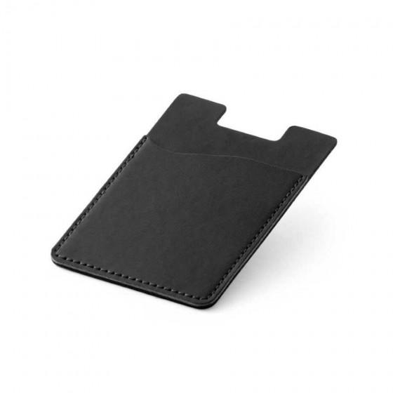 Porta cartões em PU com Tecnologia de bloqueio RFID - 93334-103