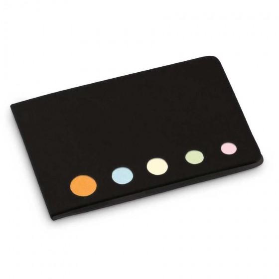Caderno Cartão com 5 conjuntos: 25 folhas cada - 93421-103
