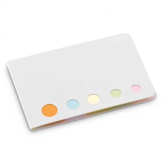 Caderno Cartão com 5 conjuntos: 25 folhas cada - 93421-106