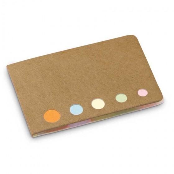 Caderno Cartão com 5 conjuntos: 25 folhas cada - 93421-160