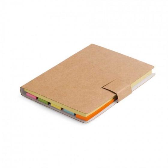 Caderno. Cartão. 7 blocos - 93426.60