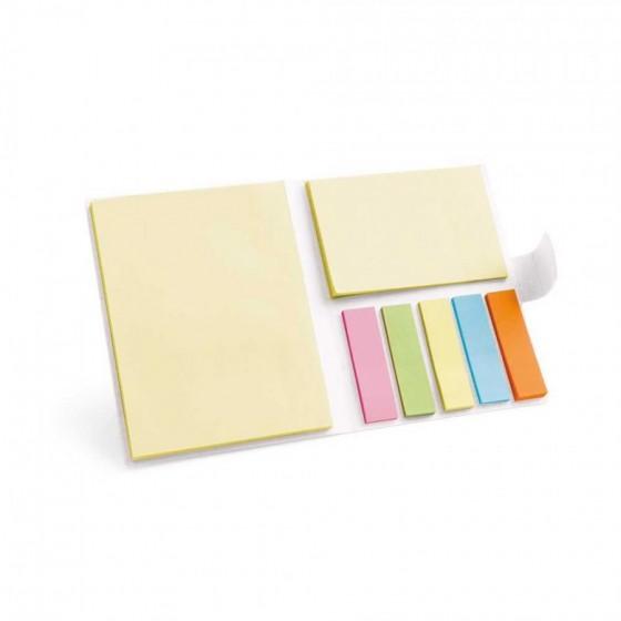 Caderno. Cartão. 7 blocos - 93426-150