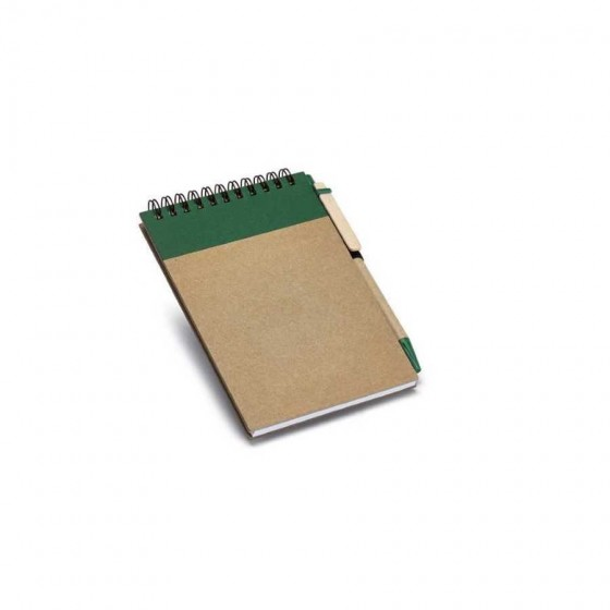 Caderno Cartão Capa dura com 60 folhas não pautas - 93427-109