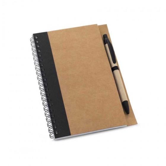 Caderno. Papel kraft. Capa dura - 93715.03
