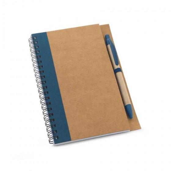 Caderno. Papel kraft. Capa dura - 93715-104