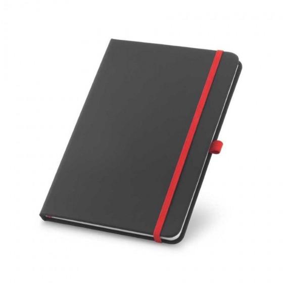 Caderno C. sintético. Capa dura com 80 folhas pautadas - 93717-105